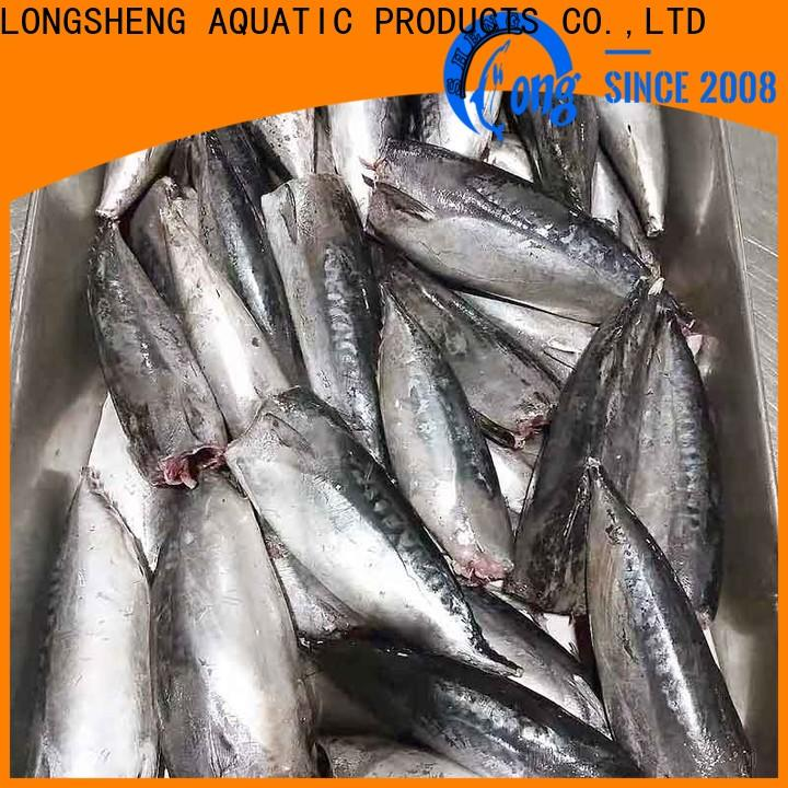 LongSheng fish wholesale frozen fish prices Supply for seafood shop