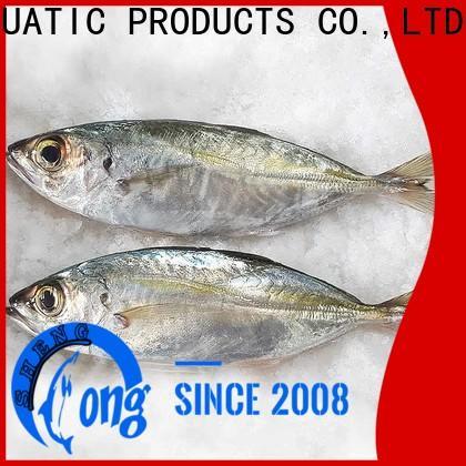 LongSheng whole frozen horsr mackerel wr manufacturers for restaurant