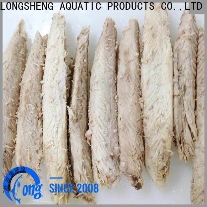LongSheng tasty fish loins manufacturers for party
