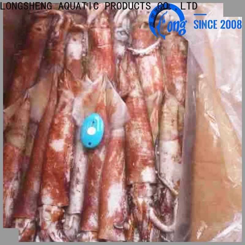 LongSheng Top frozen squid from china Supply for hotel