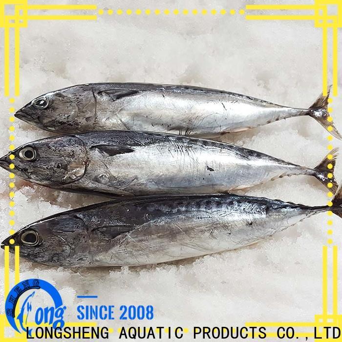 LongSheng Best frozen bonito fish sale manufacturers for family