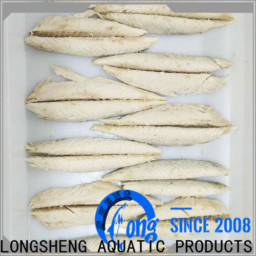 LongSheng High-quality frozen bonito loin Supply for dinner party