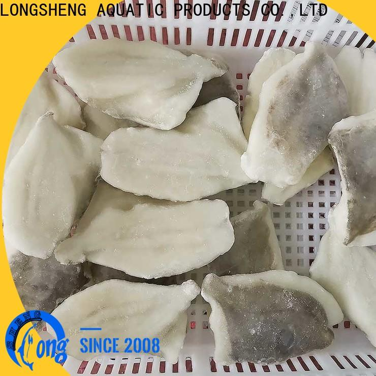 LongSheng professional Frozen John Dory fish fillet for supermarket