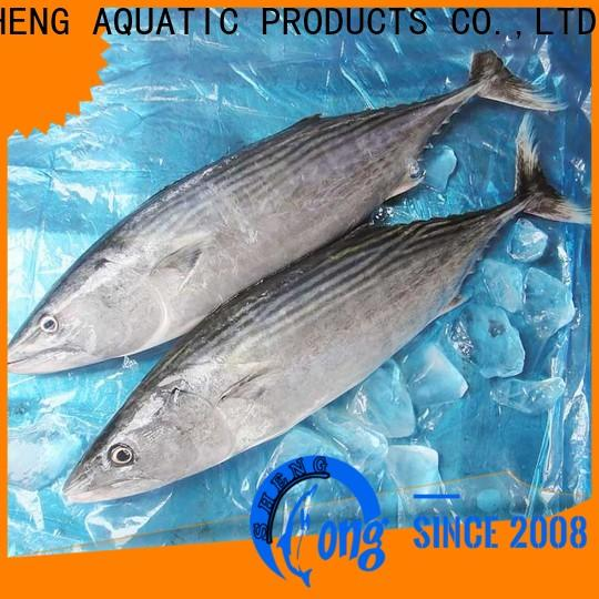 LongSheng tuna frozen albacore tuna price company for party