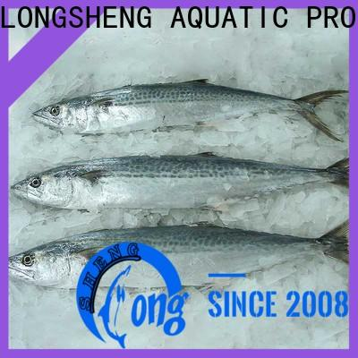 New frozen spanish mackerel fillets spanish company for supermarket