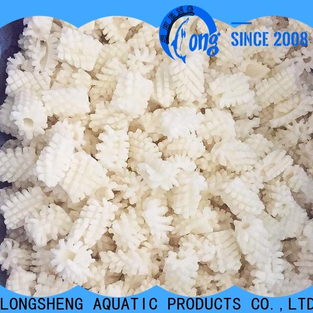 LongSheng bulk buy frozen whole uncleaned squid manufacturers for restaurant