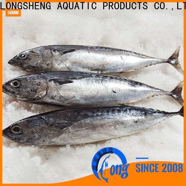 LongSheng security frozen skipjack for market