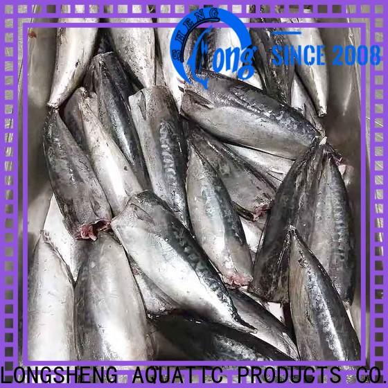 LongSheng security frozen fish and seafood factory for supermarket