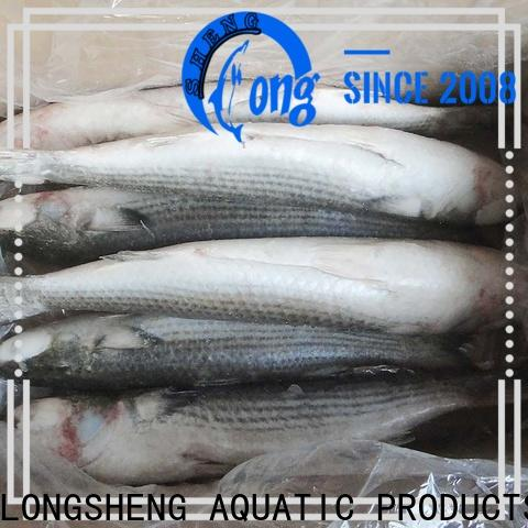 LongSheng High-quality frozen seafood exporter company for market