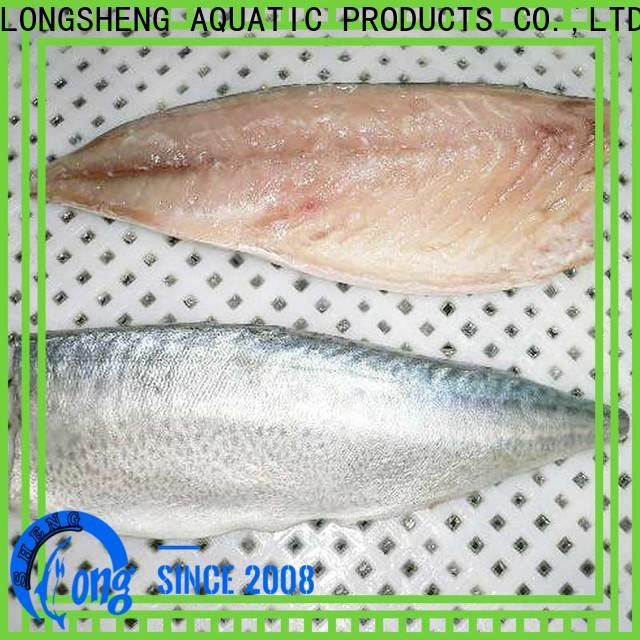 professional frozen seafood products round