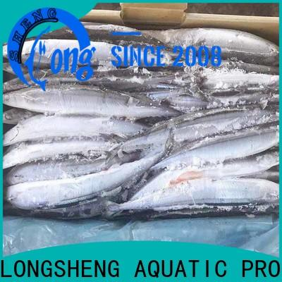 LongSheng natural frozen saira company for cafeteria