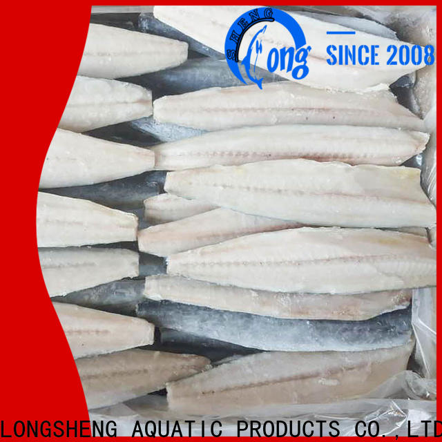 wholesale frozen spanish mackerel whole round sale for business for seafood shop