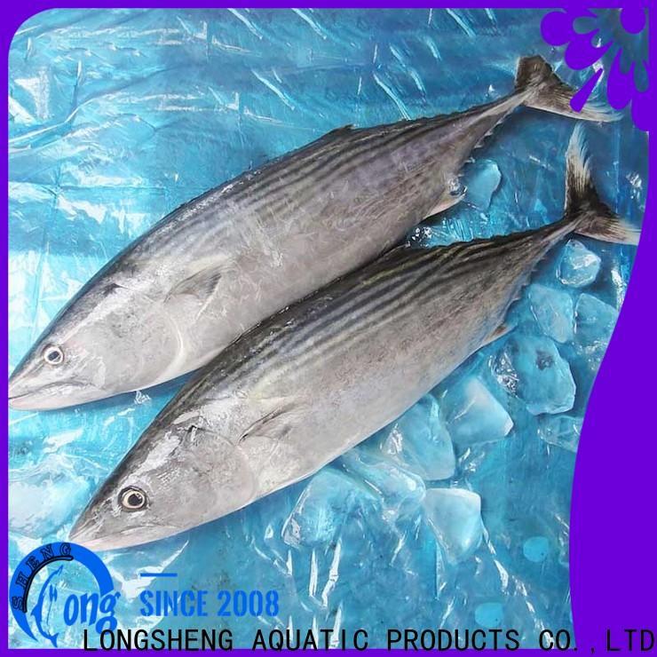 LongSheng fish frozen fish wholesale company for dinner