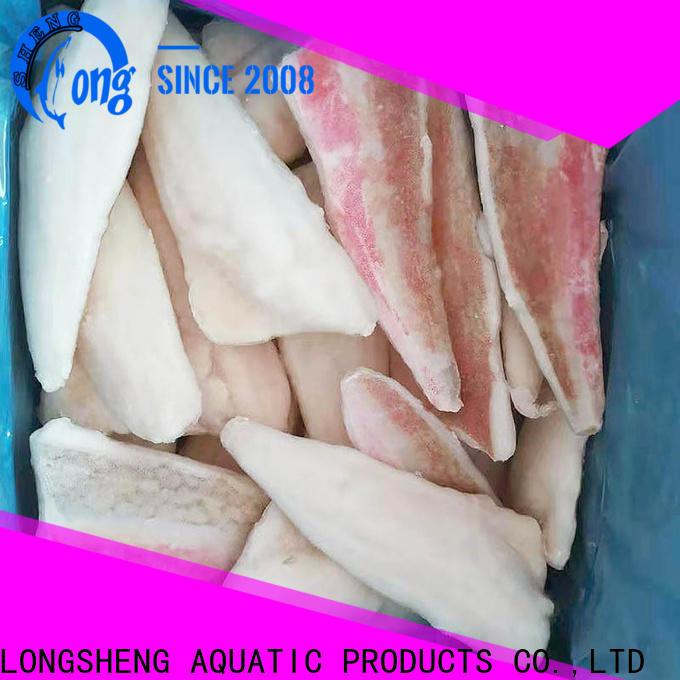 LongSheng gurnard healthy frozen fish factory for party