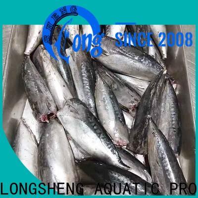 LongSheng technical bonito whole frozen company for family