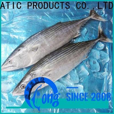 New frozen fish sellers bonito company for party