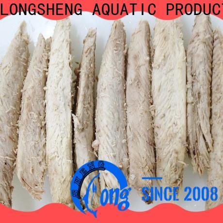 LongSheng auxis frozen mackerel loin company for home party