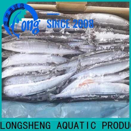 Best frozen fish market saurycololabis Suppliers for restaurant
