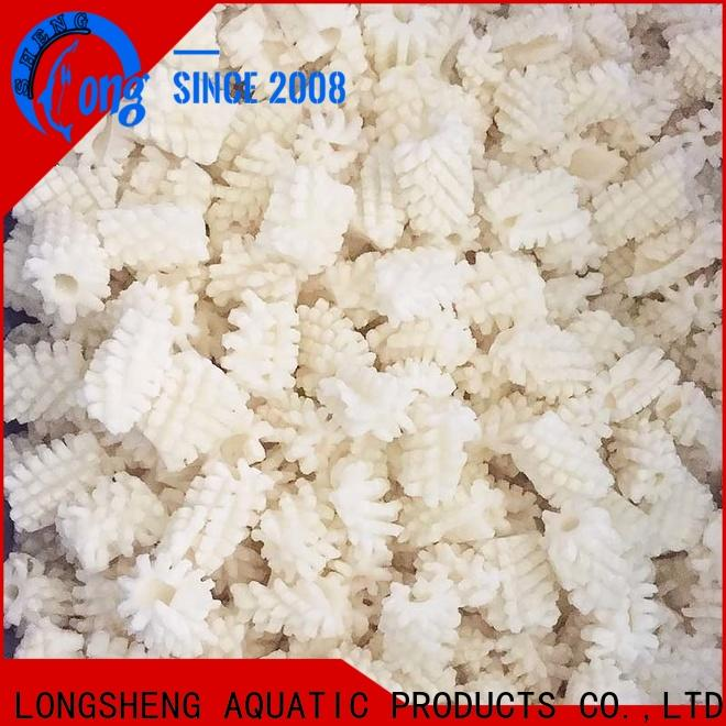 Top frozen uncleaned squid round Suppliers for cafe