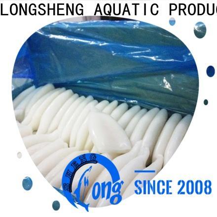 LongSheng clean frozen squid loligo suppliers Supply for hotel