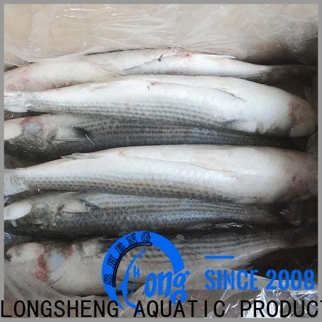 professional frozen seafood exporter gutted factory for market