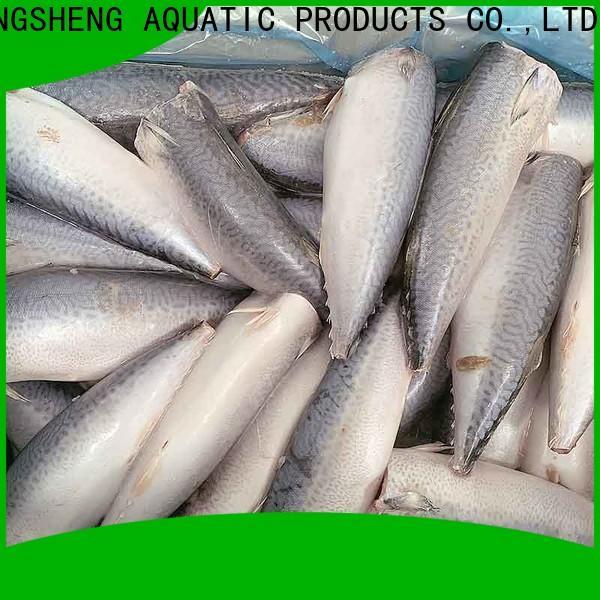 LongSheng fishfrozen frozen mackerel fillets suppliers for business