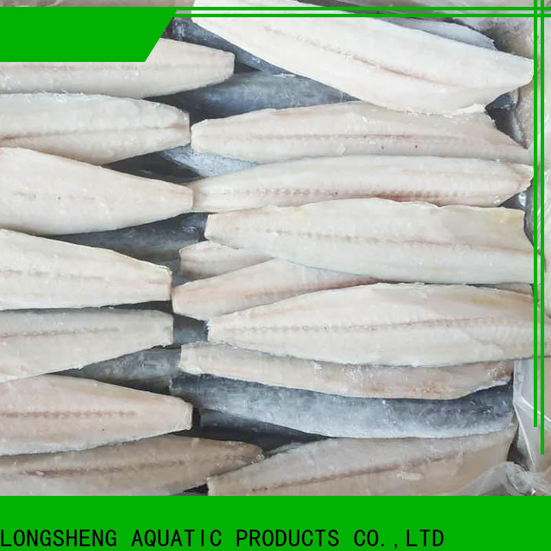 delicious frozen fish spanish mackerel whole for seafood market