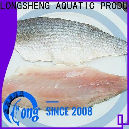 LongSheng healthy frozen mullet company for restaurant