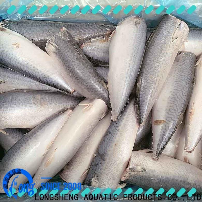 LongSheng flaps pacific mackerel wr for restaurant
