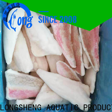 LongSheng clean frozen fish prices for home party