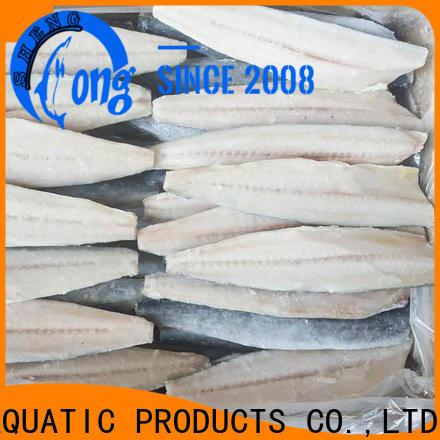 Wholesale spanish mackerel fillets for sale roundfrozen company for supermarket