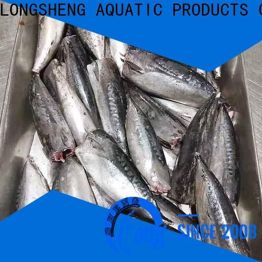 LongSheng high quality frozen bonito fish for sale Supply for supermarket