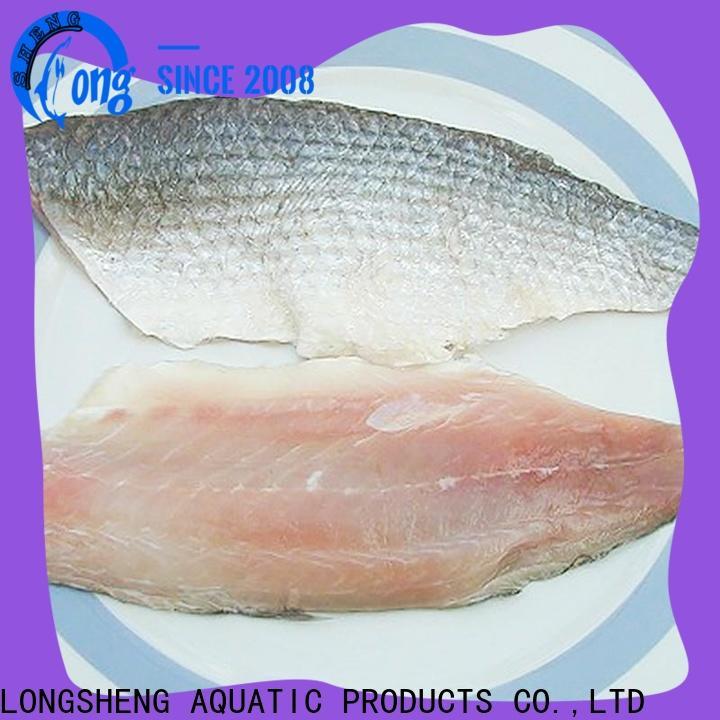 LongSheng professional frozen seafood china company for supermarket