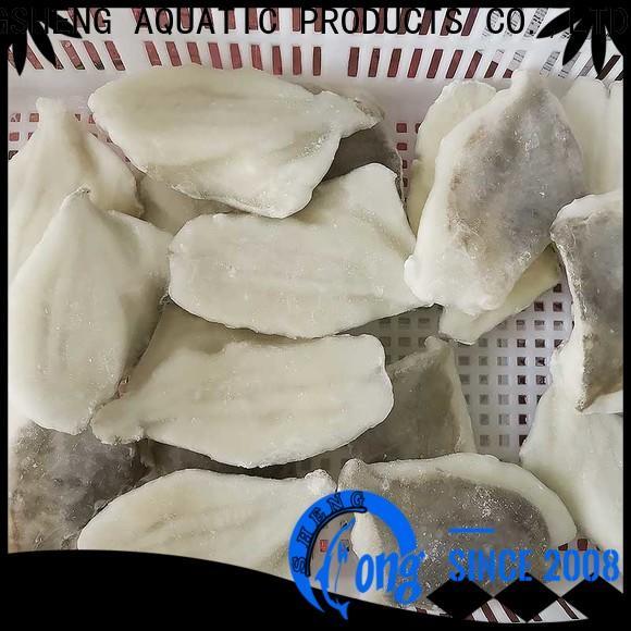 LongSheng frozen fillet frozen fish for business for seafood shop