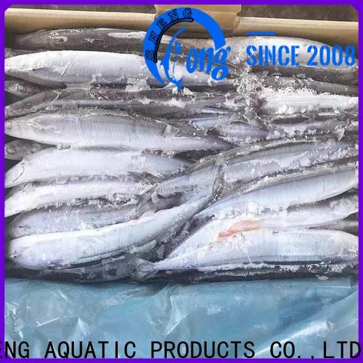 Top frozen seafood china saurycololabis manufacturers for cafe