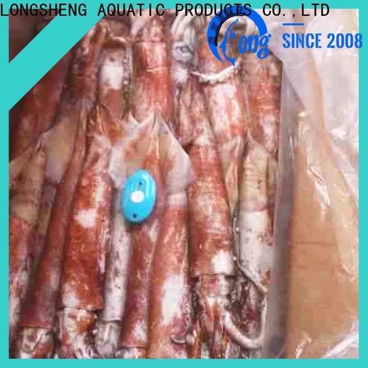New frozen squid wholesale tubetentacle) company for restaurant