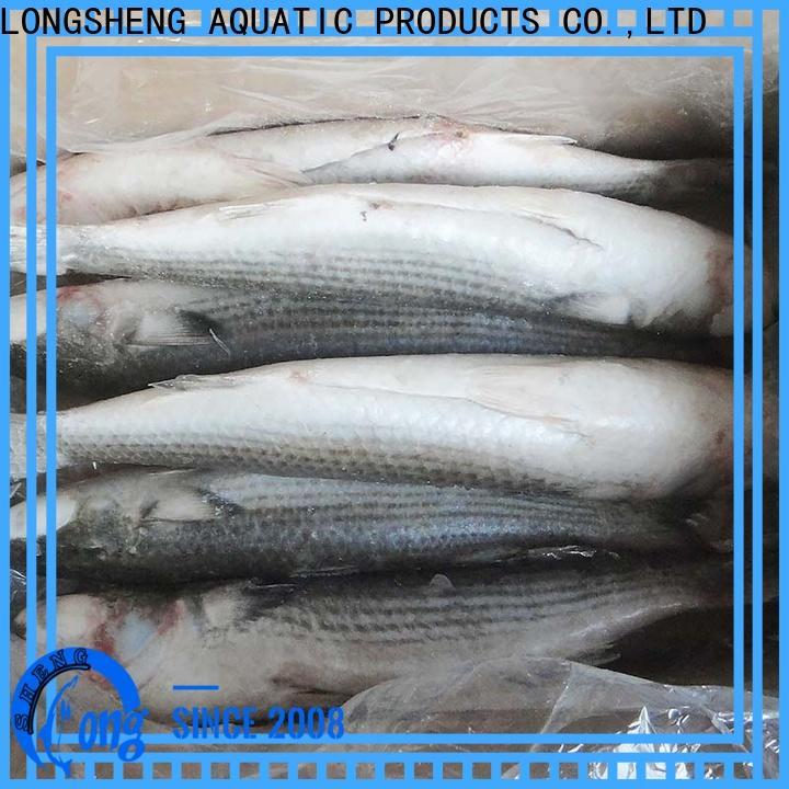 LongSheng gutted frozen seafood exporter manufacturers for market